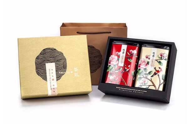 茶叶礼盒包装