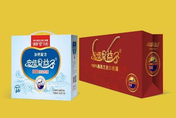 礼品盒包装设计案例2
