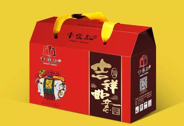 礼品盒包装设计案例3