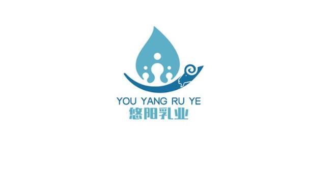 奶制品品牌logo设计案例