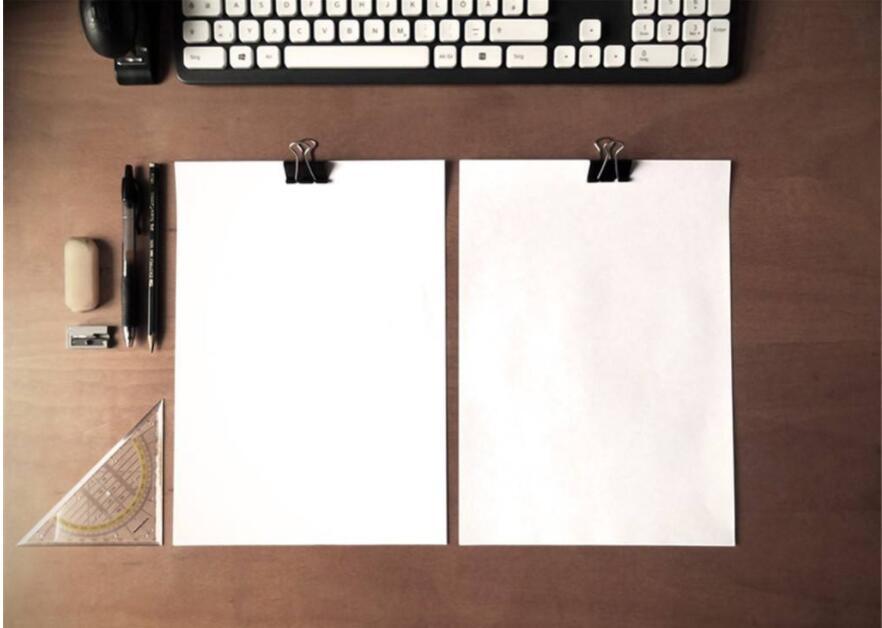 a4纸尺寸图片
